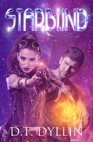 Review & Giveaway: Starblind by DT Dyllin